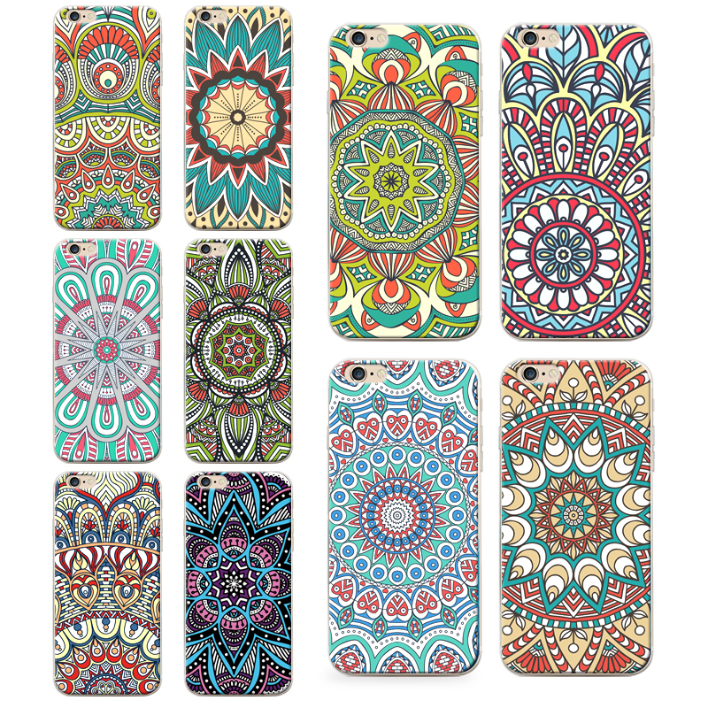 L/C payment free sample Burst models product Flower pattern Phone Case for iPhone 5s
