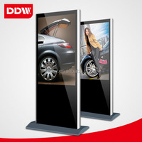 42 inch advertising digital signage Android media player floor standing touche screen