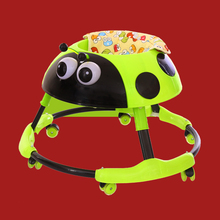 Wholesale best quality baby toys height adjustable multi function baby walker musical