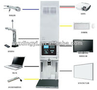 Smart classroom solution for education equipment multimedia teaching