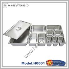 High Quality Kinds Of Stainless Steel GN container