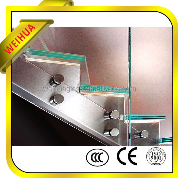 laminated glass for decorated glass dining table top with CE/SGS/CCC/ISO