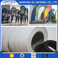 High Quality Wholesale Popular Customized Outdoor Polyester Banner Flag fabric