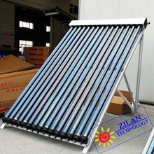 Solar water heater energy heating collector project manifold