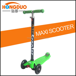 High quality maxi scooter 3 wheel