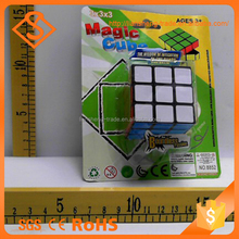 Top selling magic educational plastic cube toy for promotion