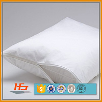 Bed Bug Microfiber Waterproof Pillow Protector with Zipper