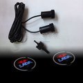 LED auto logo light/led car door logo laser projector light