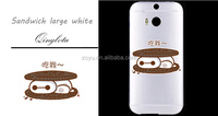 Fast delivery Hot selling 3D Sublimation Phone Case for htc one m8 case