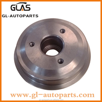 Brake drum car accessories hot selling for 2016 truck brake drum