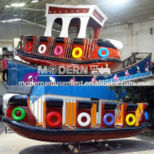 Modern amusement small pirate ship for sale