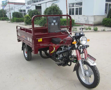LIFAN Air cooled Motorized 150CC 3 Wheel Cargo Tricycle For Sale