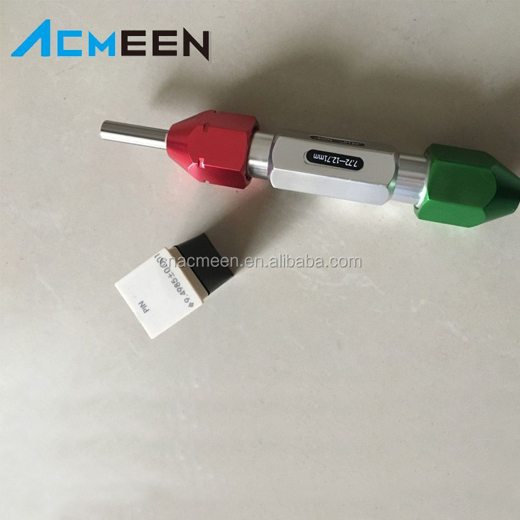 High quality Universal Pin Gage Handle and Steel Pin gauge