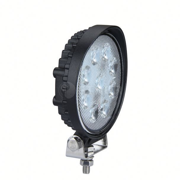 top quality CE IP69 2014 27w led work light magnetic base for small lawn tractors