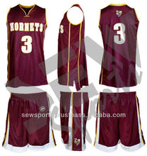 Men's Dazzle Basketball Uniform