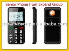 Senior Cell Phone with SOS, FM, Torch