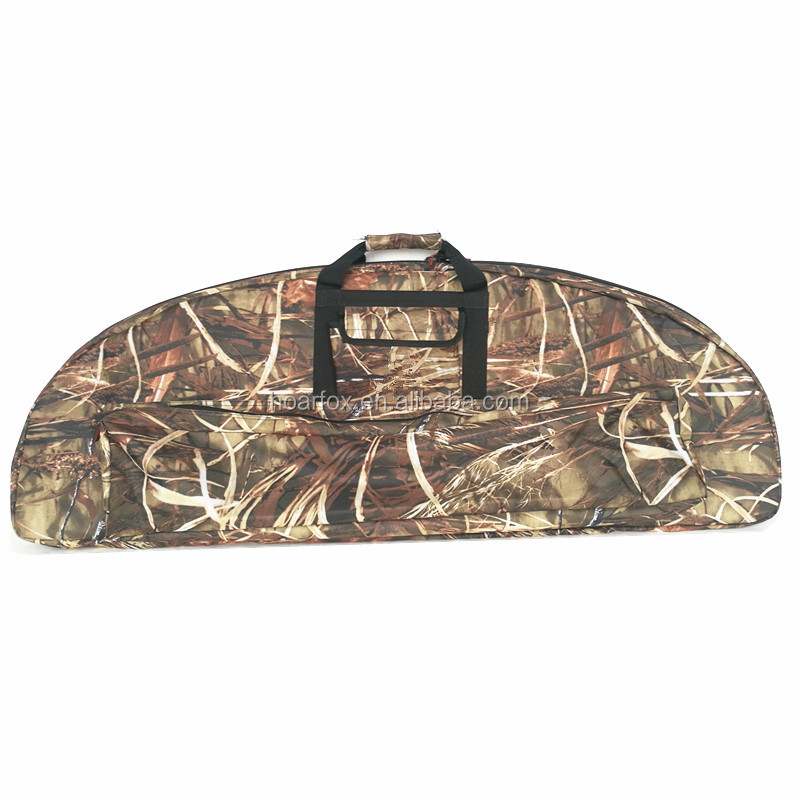 Double camouflage bow case