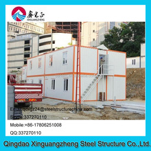 Economic and cheap prefab house container refugee camp price