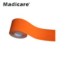 Custom Logo Printed Cotton Sport Elastic Adhesive Kinesiology Tape