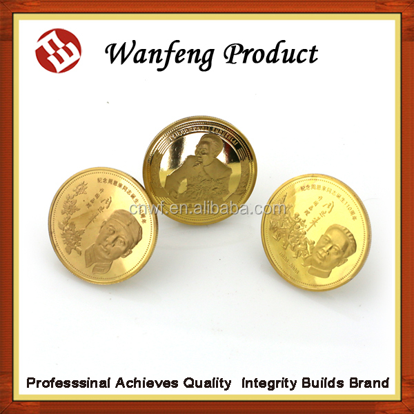 The vending machine coin/custom logo commemorative design of souvenir coin