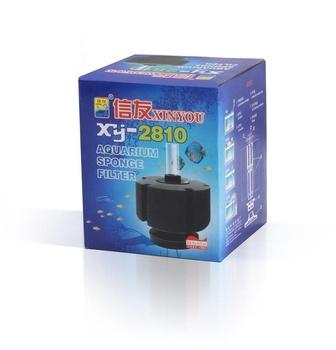 XINYOU sponge filter, bio filter, home water filter, aquarium supplies, filter supplies XY2810