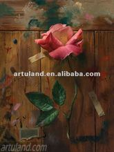 Beautiful interior wall flower painting for sale