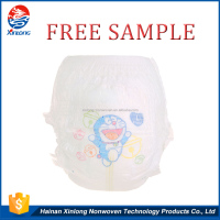 High Quality Competitive Price High Absorption stocklot Disposable Baby pants Diaper Manufacturer direct from China