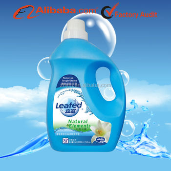 Big Size Cheap Laundry Liquid Detergent For Cloth Low Price