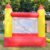 Factory Price Kids Oxford Material Nylon Mini Inflatable Bouncy Castle With Blowers