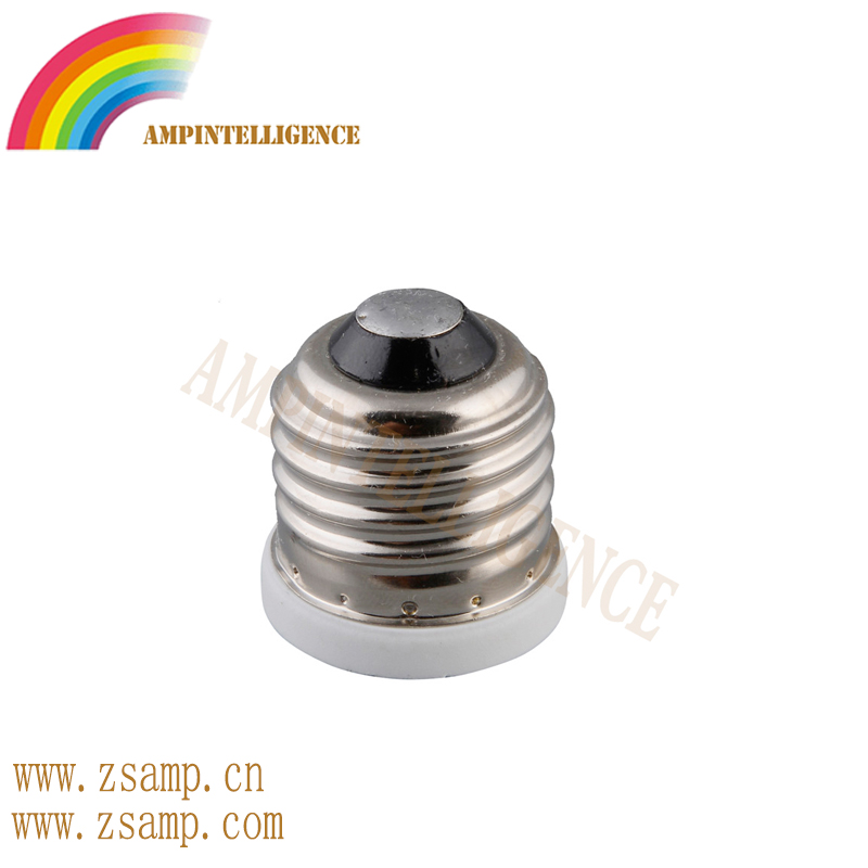 E27 TO E12 Lamp Holder Light Bulb Socket Enlarger Adapter Lamp Base