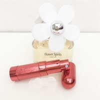 Red Silver Blue Gold Pink Colorful Perfume Bottle