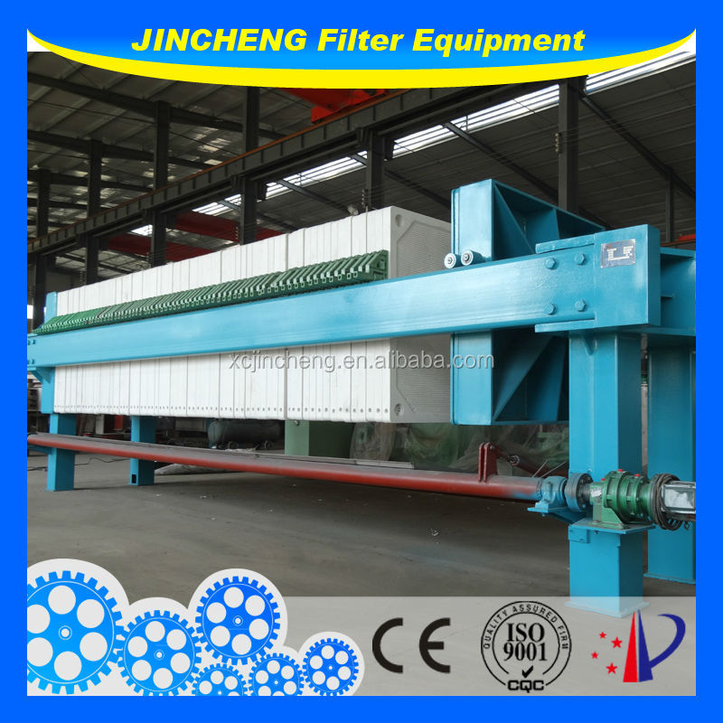wastewater treatment plant machine for industrial sludgy, mining papermaking, printing and dyeing
