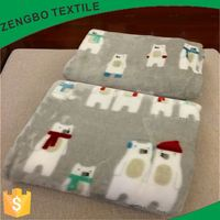 alibaba china novelty flannel blanket wholesale