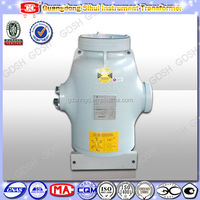 Gas SF6 Insulation Single Phase 150kV Inductive High Voltage Transformer