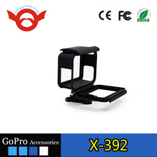 2017 New Product Go Pro Hero 5 Camera Accessories Standard Protective frame case For Gopros 5, gopros accessories GP395