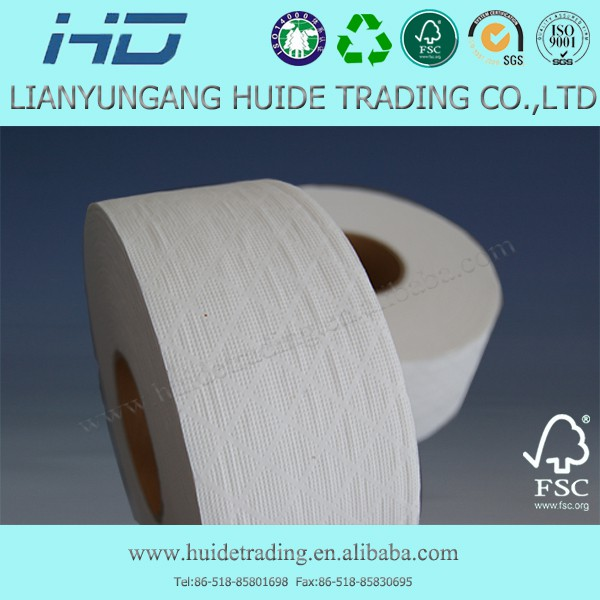 Made in china tissue paper parent jumbo rolls
