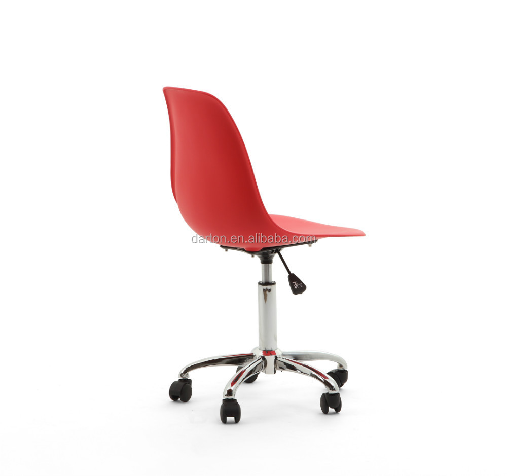 PP Office Swivel Chairs With Adjustable Wheel Legs