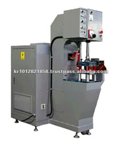 High frequency welding machine for automobile items