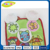 Softable Educational toy custom fabric book baby cloth book