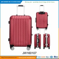 Magnificent PC Hard Shell Luggage