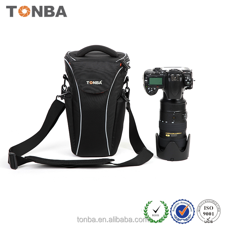 Convertible and Functional Holster Sling Camera Bag and DSLR Bag