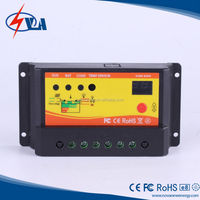 CE approved 10A solar system pwm dc motor controller