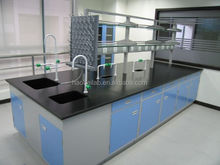 Biotechnology laboratory equipments / island bench/working table