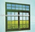Article separated insulated glass