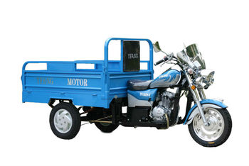 2013 New Design 150CC Double-shock KV150ZH-E3 Factory direct sales Three wheel motorcyle