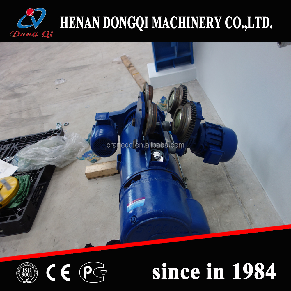 China manufacturer power tools electric hoist 3 ton for construction
