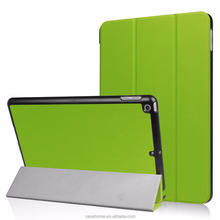 Wholesale stock stand smart cover for ipad pro 9.7 case with Auto sleeping wake up function