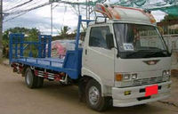 Agricultural Truck - Hino FC (6 wheels)