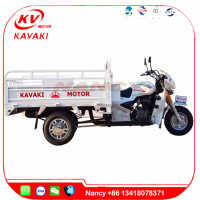 KAVAKI tricycle cargo box factroy sale motorcycle cargo trailer