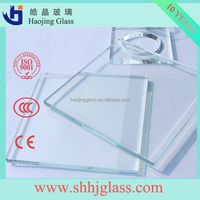 HAOJING 1mm 1.3mm 1.5mm 1.8mm 2mm photo frame clear sheet glass
